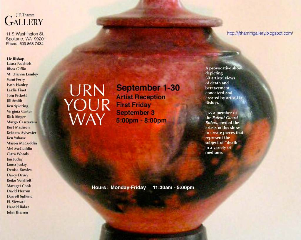 """Urn Your Way"" Announcement"